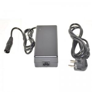 24 volt Kemp Starley neutrik XLR plug Li-ion charger