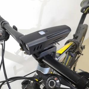 LED fietslamp 900 Lumen USB oplaadbaar