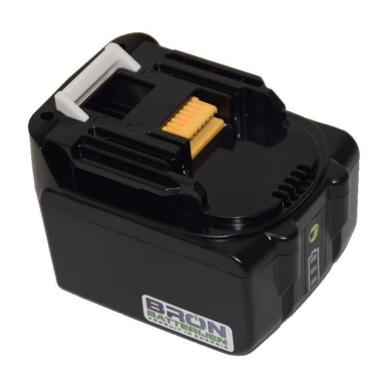 Battery suitable for Makita 14,4V 3Ah Li-ion
