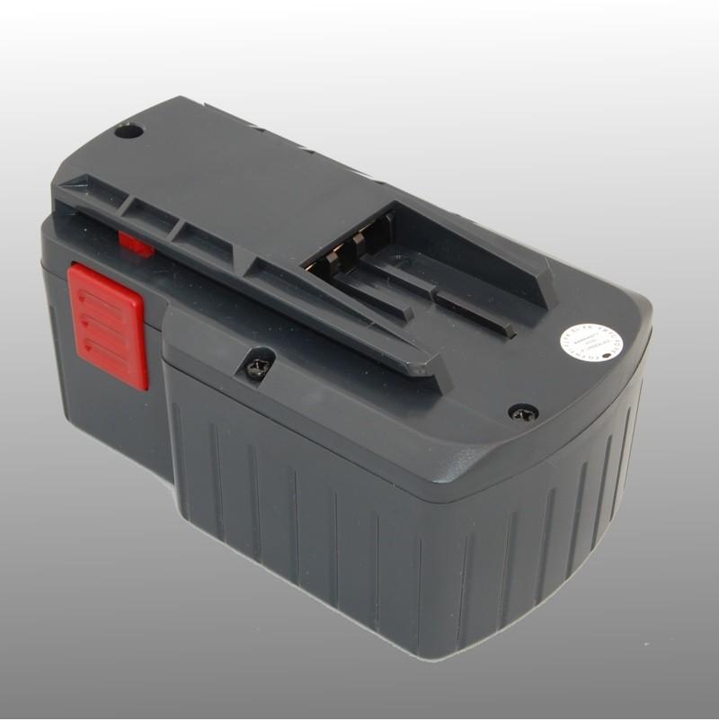 15.6V 2Ah NiCd battery for Festool