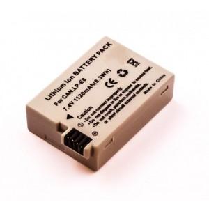 Canon LP-E8 LI-ION 7.4V 1120mAh Replacement Battery
