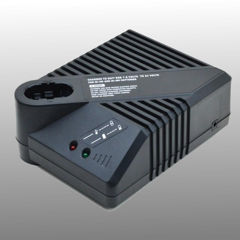 Universal charger for BOSCH 7.2V~24V Ni-CD and Ni-MH battery