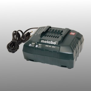 Metabo Battery quick charger ASC 30 Li-Ion