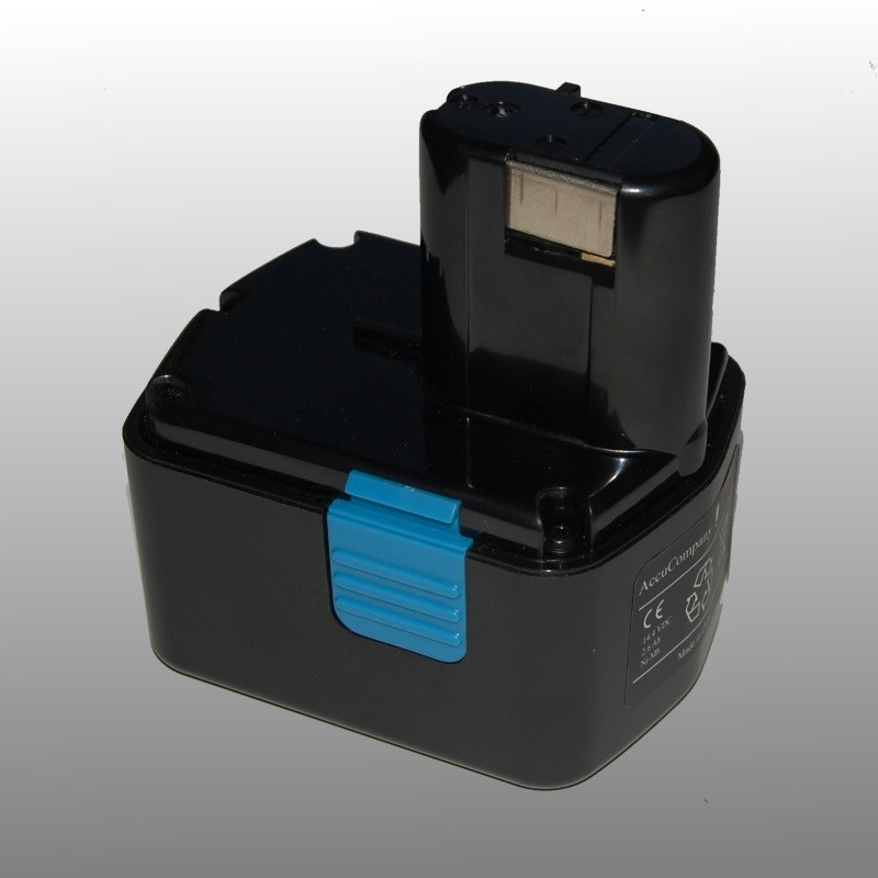 Battery suitable for Hitachi 14.4V 2.6Ah NiMH