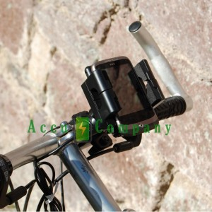 Bicycle Phone Charger with Holder