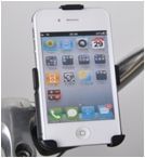 Bicycle Phone Charger with Holder for iPhone 4