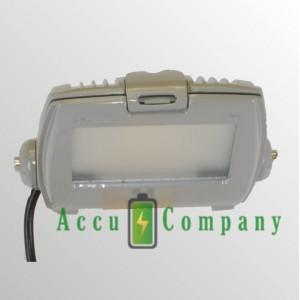 Floodlight RGB 10W with remote control