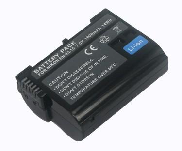 Nikon ENEL15, EN-EL15 1400mAh Li-ion camera accu