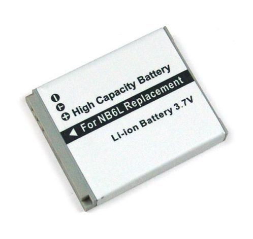 Canon NB-5L LI-ION 3.7V 750mAh replacement battery