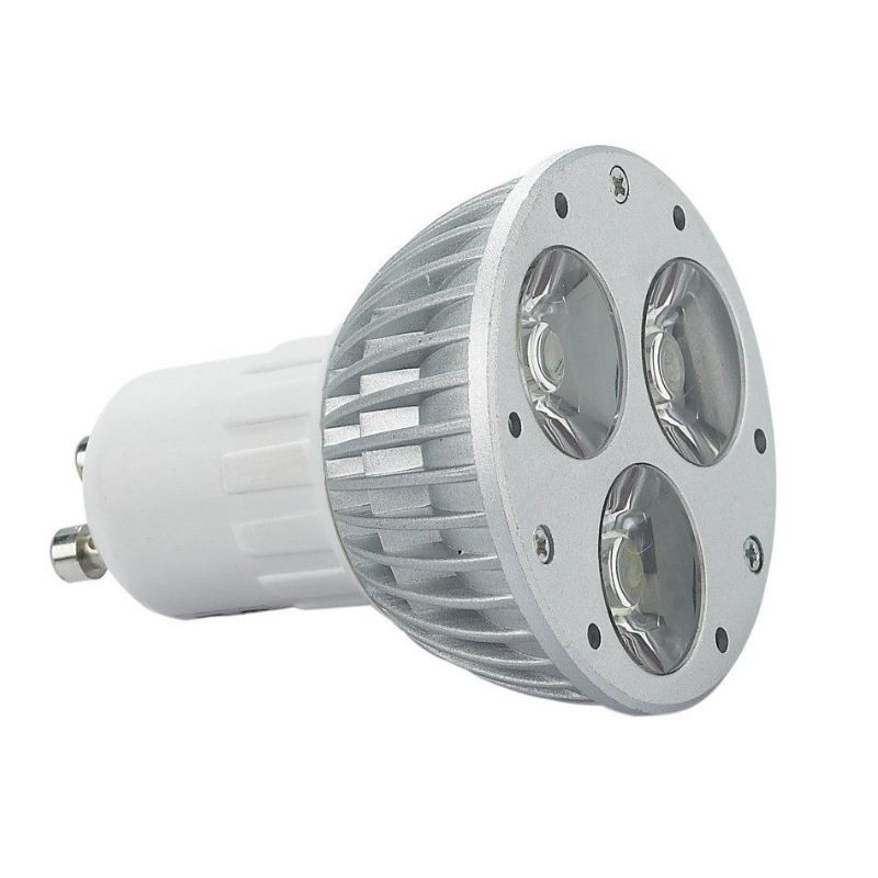 3-LED Spot Hi-LED warm white 4.2W 230V