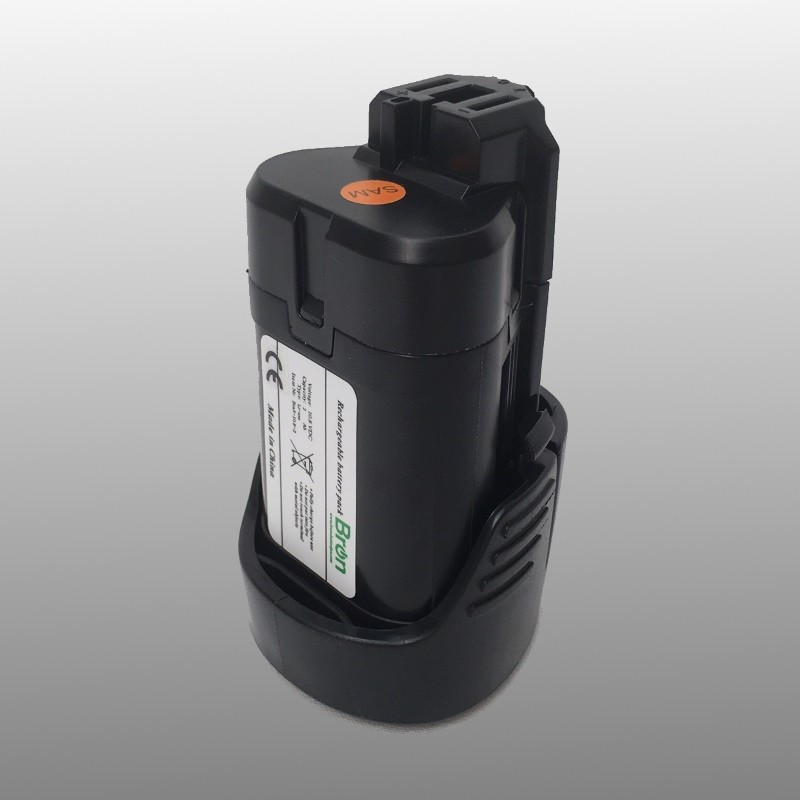 Bosch 10.8V 1.5Ah Li-ion battery HD1015 replica