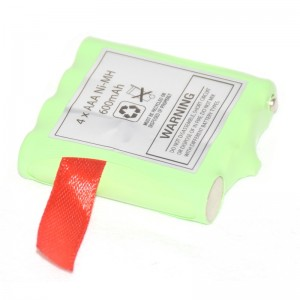 Batterypack for Alecto BDX82 Babyphone