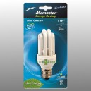 Spaarlamp Spiraalmodel 8W