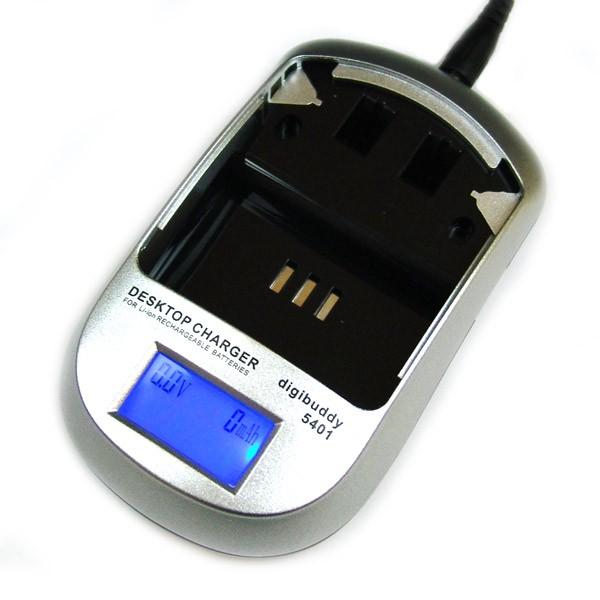 ladeger t digibuddy 5401 f r digitalkamera camcorder mit display accu company. Black Bedroom Furniture Sets. Home Design Ideas