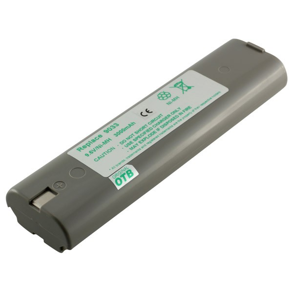Battery suitable for Makita 9.6V 2Ah NiCD