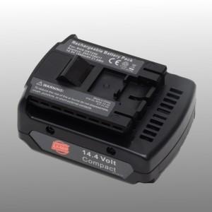 Bosch 14.4V 1500mAh Li-ion BAT607 replica battery