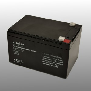 Lead acid battery 12V-12 AGM