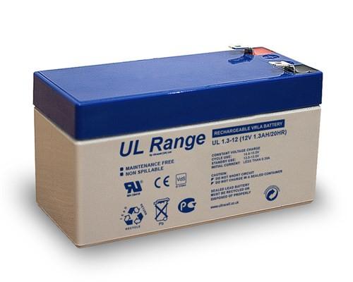 Lead acid battery 12V-1.3 AGM