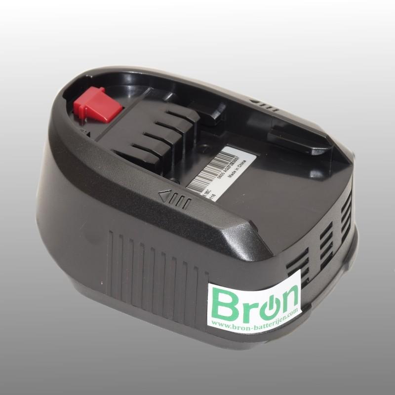 Bosch 18V 1500mAh Li-ion replica accu