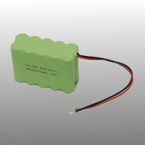 RC accu 6V 1800mAh, futaba connector