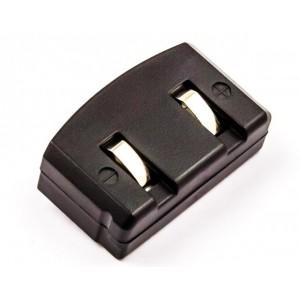 Batterijpack voor Sennheiser koptelefoon BA151 NiMH, 2.4V, 60mAh