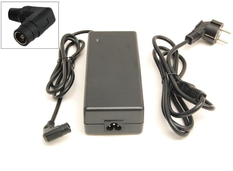 24V coaxial plug Li-ion charger