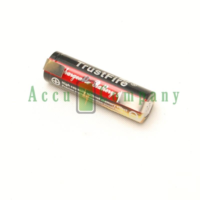 Accu voor  Philips scheerapparaat 036-11290 3.7V 700mAh Li-ion
