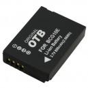 Vervangende Panasonic OTB camera accu DMW-BCG1OE/3