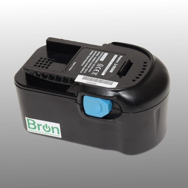 AEG L1830 18V 3Ah Li-ion replica battery