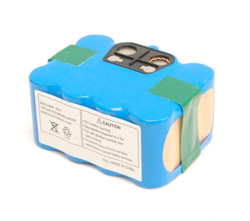Accu voor stofzuigerrobot Samba XR210