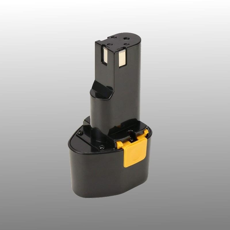 Battery suitable for AEG / Milwaukee / Atlas /Panasonic battery NiMH 9.6V 3Ah