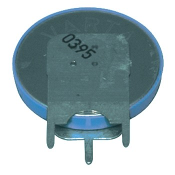Kinetic button cell CR2032 Lithium 3V