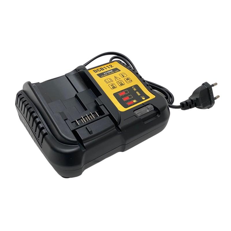 DeWalt charger DCB112 10.8V ~ 18V Li-ion