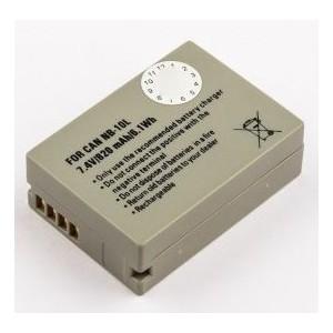 Canon NB-10L LI-ION 7.4V 820mAh replacement battery