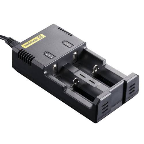 Nitecore i2 Batterycharger 2-channel