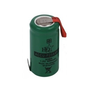 HQ Loose cell 1.2V 600mAh NiMH