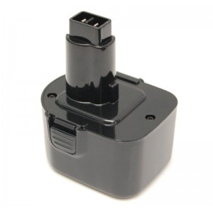 Replacement battery for DeWALT / ELU 12V 2.1Ah NiMH