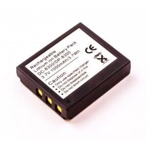 Rollei, Traveler DS8330-1 1250mAh Li-ion camera accu