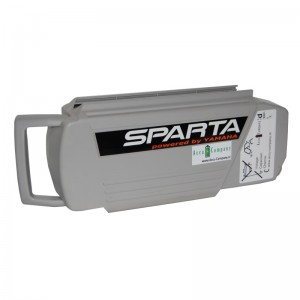 Bicycle battery repair Sparta Pharos 24V 10Ah NiMH