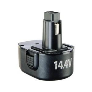 Vervangende Black & Decker accu  14.4V 1,5Ah NiCD
