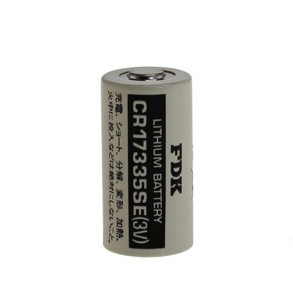 Lithium battery BR 2/3A, 2/3A 3V 1800mAh
