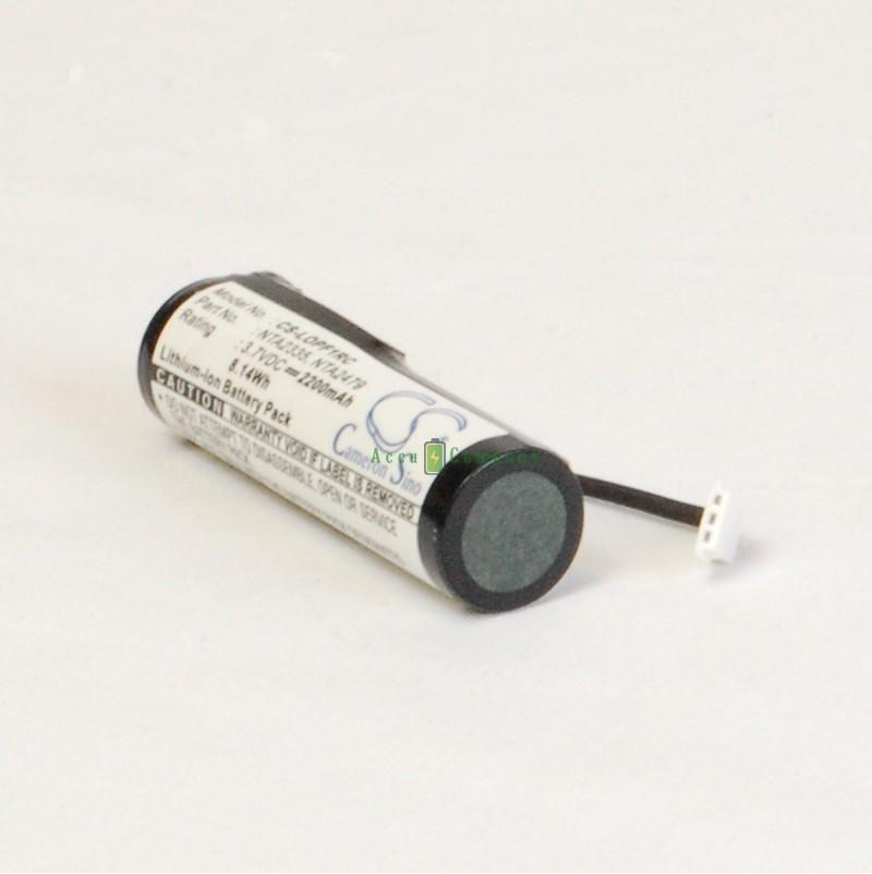 Li-ion 3.7V 2200mAh NTA2479 battery for Logitech speaker