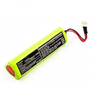 Battery for Fluke 3105035 2500mAh NiMH